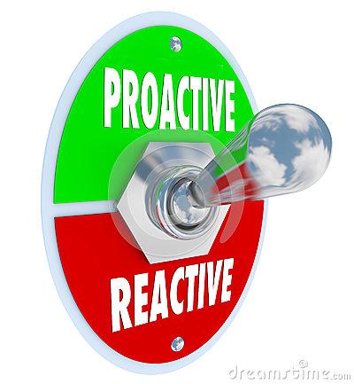 Reactive vs. Proactive IT Support