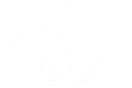 dark web icon white