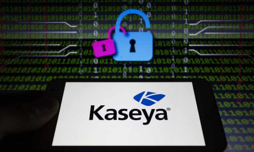 kaseya attack