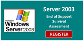 Windows Server 2003 Survival Assessment